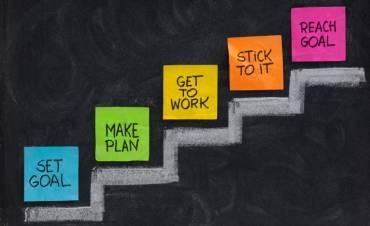 Setting your training goals