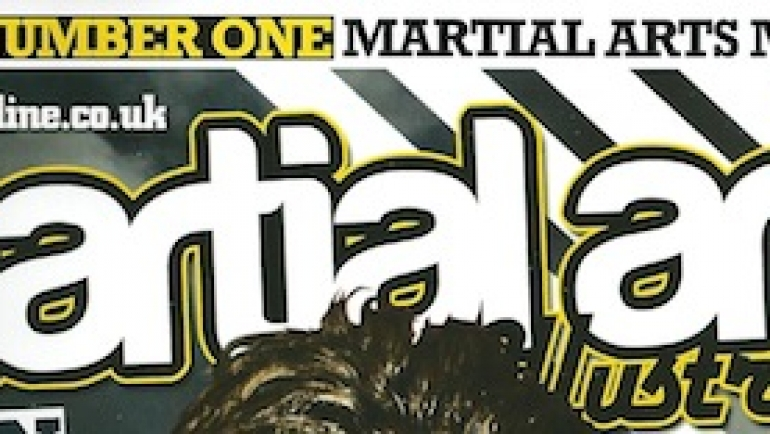 Martial Arts Illustrated June 2011