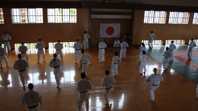 Liberate yourself from Classical Karate