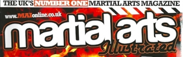 Martial Arts Illustrated January 2012