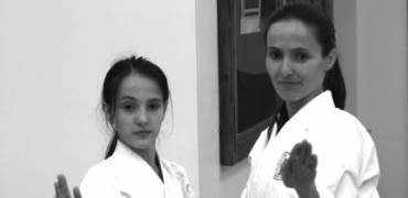 Supporting your child in their karate