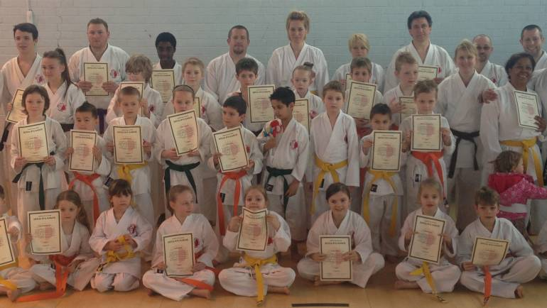 Grading Results (March 2013)