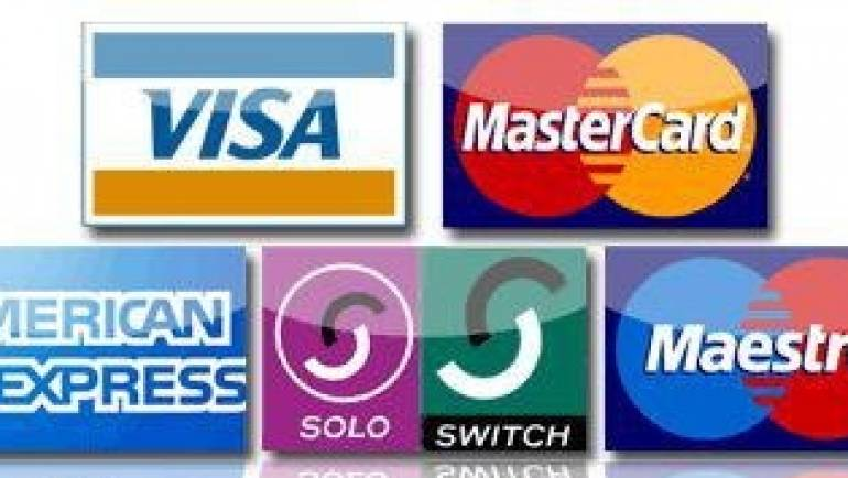 Want to pay by card? No problem!