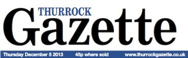 Thurrock Gazette 05/12/13