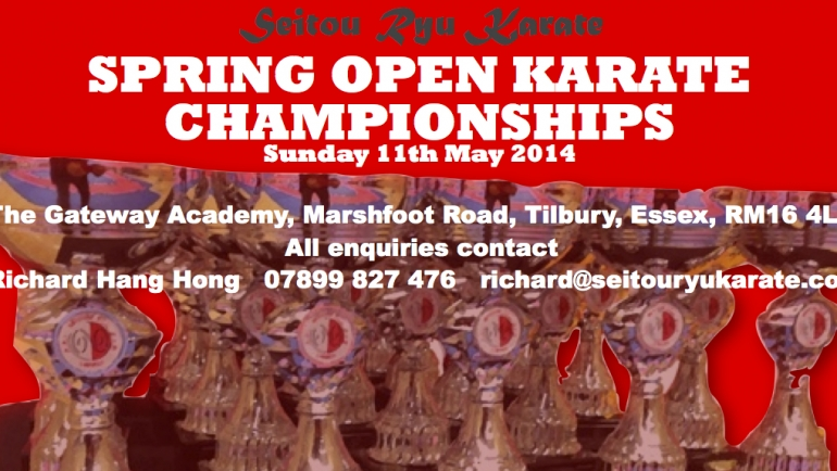 7th SRK Spring Open Championships