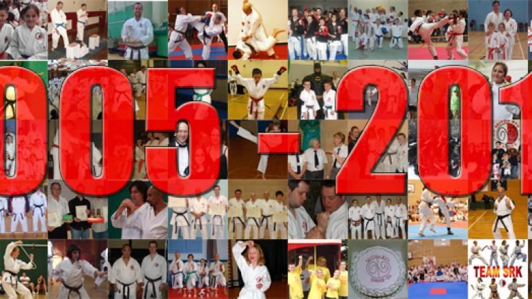 Seitou Ryu Karate 10 Year Anniversary