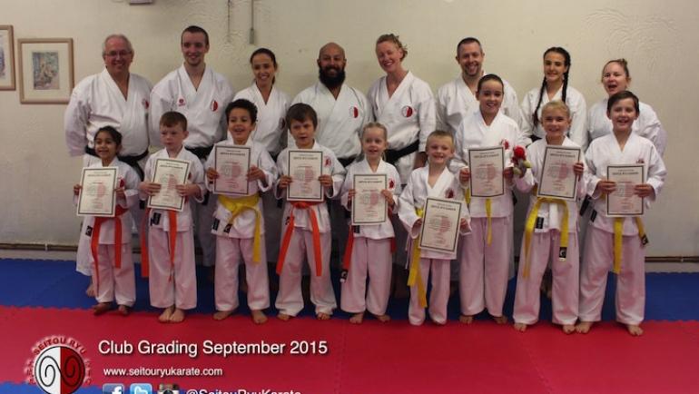 Grading Results: September 2015