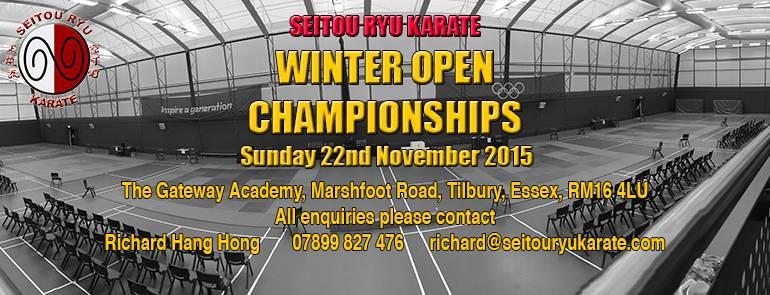 8th SRK Winter Open Championships