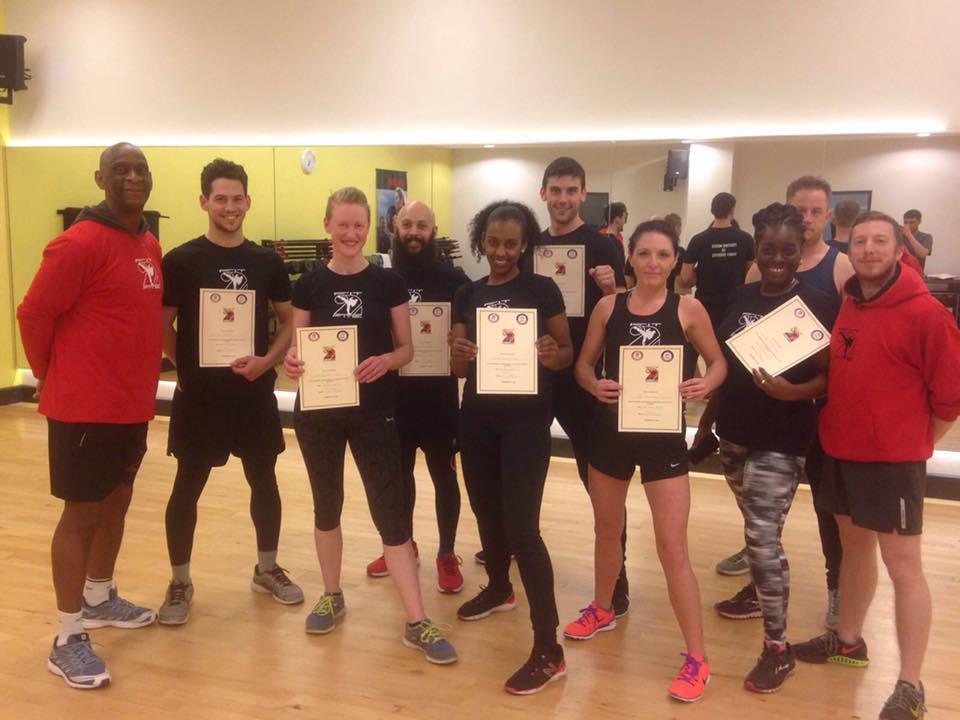 Fit2Fite new instructors