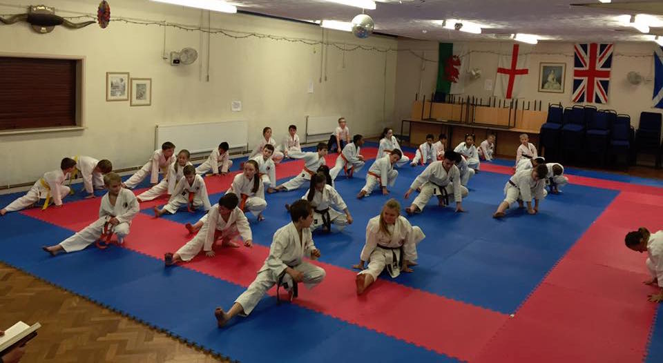 South Ockendon junior class March 2016