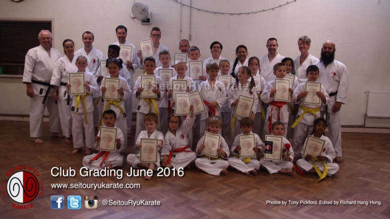 Grading Results: June 2016