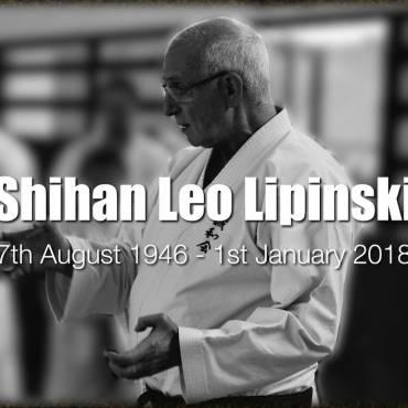 Shihan Leo Lipinski 1946 – 2018