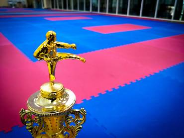 Competition and Karate